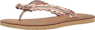 Kate Spade New York Womens IGRA Sandal, Rose Gold/Metallic Nappa, 7 B(M) US