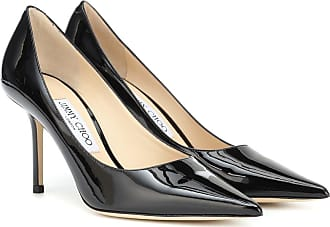 Jimmy Choo London Love 85 patent leather pumps