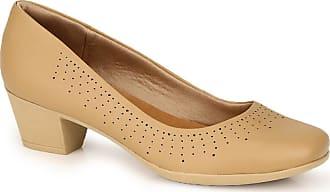 Usaflex Sapato Salto Conforto Usaflex