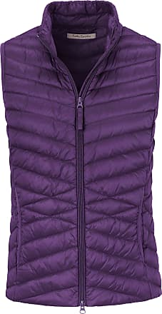 Betty Barclay Quilted gilet Betty Barclay purple
