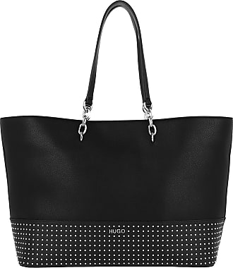 HUGO BOSS Shopping Bags - Victoria Shopper Black - black - Shopping Bags for ladies