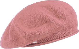 7ae11d70f34321 Seeberger Rolled Edge Beret Women´s Summer Beanie (One Size - Rose)