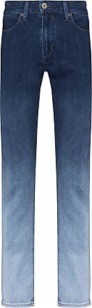 Paige Calça jeans slim Lennox degradê - Azul
