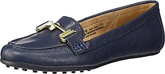 Aerosoles A2 Womens Test Drive Slip-On Loafer, Navy, 5.5 M US