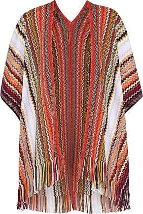 dcaa9900fd Missoni Missoni Woman Medium Knit Orange Size ONESIZE
