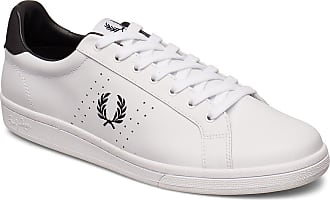 Fred Perry B721 Leather Låga Sneakers Vit Fred Perry