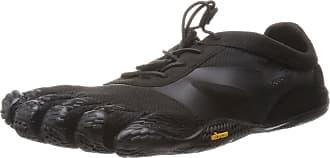 Vibram Fivefingers Mens Kso Evo Multisport Outdoor Shoes, Black (Black Black), 7-7.5 UK (40 EU)