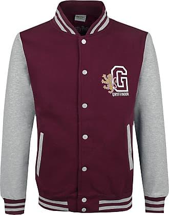 eb7e3f49 Harry Potter Gryffindor - Jakker - College-jakke - burgunder|grå