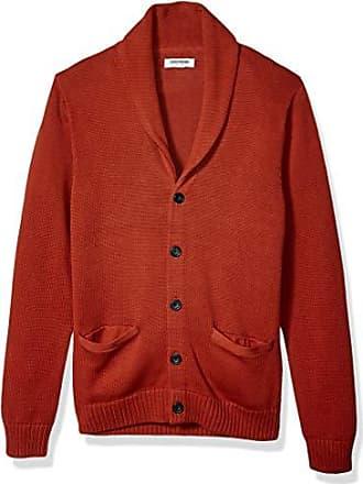 AG Adriano Goldschmied Mens Oslo Shawl Slub Cotton Sweater Cardigan