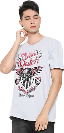 Von Dutch Camiseta Von Dutch Southern California Cinza
