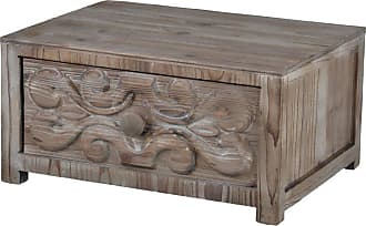 A & B Home Thayne Tabletop Decorative Drawer Box, Size: Large - 42132