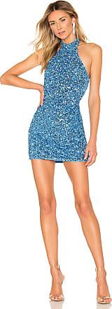 NBD x Naven Tiffany Dress in Blue