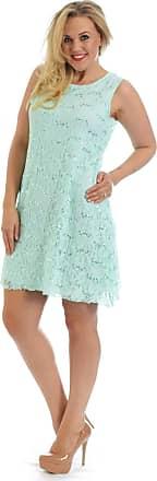 Nouvelle Collection Flapper Lace Dress Mint 24-26