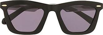 Karen Walker Alexandria square sunglasses - Black
