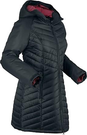 5194d116df Bonprix Bonprix - Veste longue fonctionnelle outdoor noir manches longues  pour femme