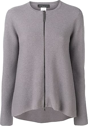 Fabiana Filippi cashmere draped cardigan - Grey