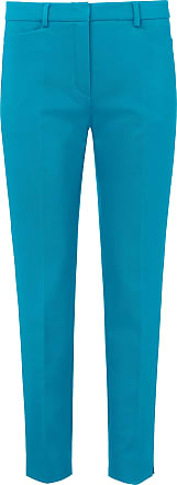 St. Emile 7/8 jersey trousers St. Emile turquoise