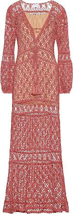 Anna Kosturova Häkelkleid Bianca aus Baumwolle