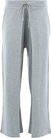 AALTO loose fitted track trousers - Grey