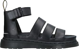 Dr martens 15696001m noir chaussures homme sandales et nu
