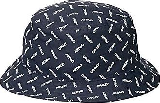 Oakley Mens Logo Hat, Fathom, One Size Fits All
