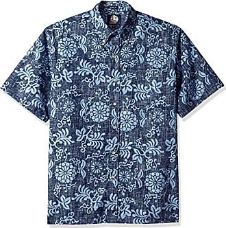 d2225112dfcc Reyn Spooner Mens Spooner Kloth Classic Fit Hawaiian Shirt