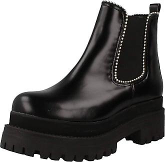 Yellow Womens Boots, Farbe Black, Marke, Modell 92710 Negro (Negro)