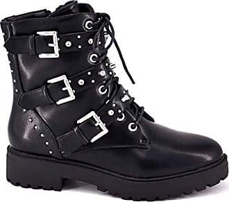 King Of Shoes Biker Boots für Damen − Sale: ab 24,90