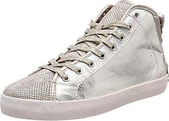 Crime London Damen 25331KS1 Hohe Sneaker, Gold (Platin), 40 EU 3676c1437f