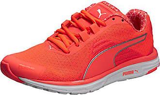 Puma Faas 500 V4 Power Warm, Damen Trainieren Laufen, Orange - Orange ( ba7637d0ba