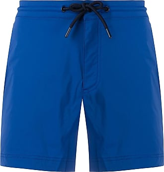 Orlebar Brown Short de natação com ajuste no cós - Azul