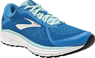 Brooks Womens Aduro 6 Running Shoes, Blue (Blue/Silver/White 415), 9.5 UK