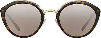 Prada cat eye sunglasses - Marrom