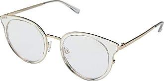 Quay Eyeware Cryptic (Clear/Clear Blue Light) Fashion Sunglasses
