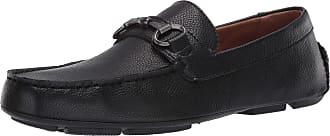 Kenneth Cole Reaction Dawson Bit Driver Driving Style Loafer, Black, 11.5 M