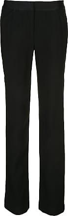 Kiki De Montparnasse fitted tuxedo trousers - Black