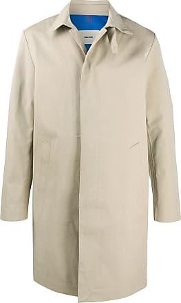 Zadig & Voltaire Martin bonded coat - NEUTRALS