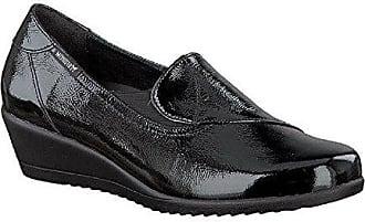 23f9f3372b37 Mephisto Damen Hohe Sneaker, schwarz - schwarz - Größe  ...