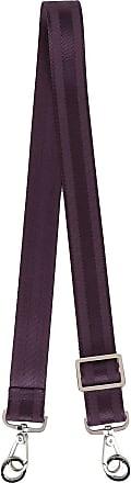 0711 buckle fastened bag strap - PURPLE