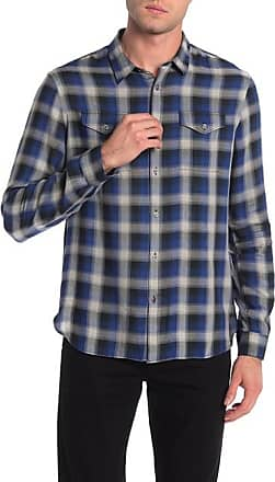 John Varvatos Foster Plaid Sporthemd - xl