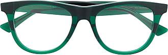 Bottega Veneta Armação de óculos BV1019O - Verde