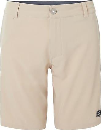 O'Neill Hybrid Chino Shorts Shorts für Herren   beige/weiß