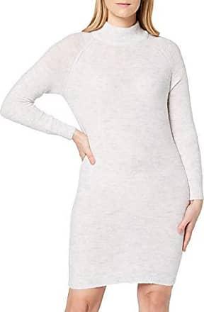 Only Onlarlene L//S Dress WVN Robe de soir/ée Femme