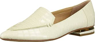 Franco Sarto Womens STARLAND Loafer Flat, Putty, 6.5