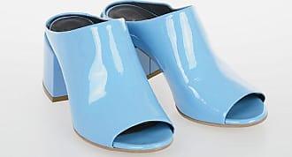 Maison Margiela MM6 7cm Patent Leather Sandal size 37