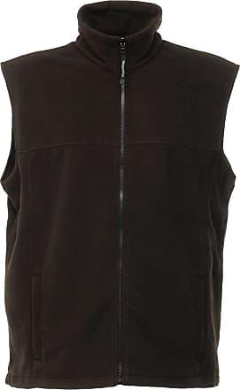 Regatta New Haber Ii Bodywarmer Mens Interactive Fleece Bodywarmer Gilet Jacket 2XL Black