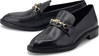 Vagabond Womens Frances Penny Loafer, Black, 6.5 UK