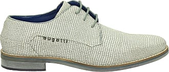 Bugatti Gagno Mens Low Shoes Grey Size: 11 UK