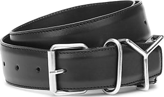 Y / Project Leather belt