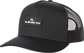 Quiksilver Foam Trucker Hat Mens Baseball Cap Mesh Curved Visor Skateboard OSFA
